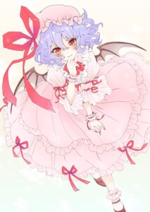 Rating: Safe Score: 21 Tags: remilia_scarlet touhou wings yutsumoe User: Nekotsúh