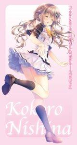 Rating: Safe Score: 39 Tags: dousei_kara_hajimaru_otaku_kanojo_no_tsukurikata nishina_kokoro seifuku tatekawa_mako User: kiyoe