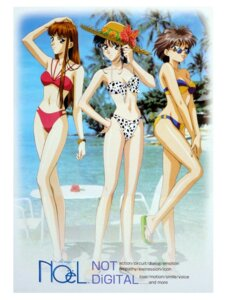 Rating: Safe Score: 2 Tags: bikini noel_la_neige swimsuits User: admin2