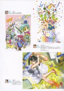 Rating: Safe Score: 7 Tags: daible dress nacht summer_dress tamachuu_satori User: リナ
