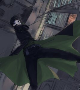 Rating: Safe Score: 37 Tags: darker_than_black hei kiryuutyki male User: CC