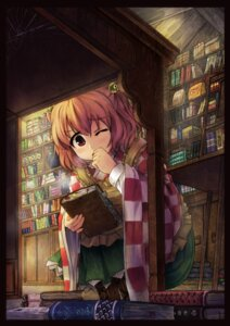 Rating: Safe Score: 11 Tags: motoori_kosuzu oto_taku touhou User: itsu-chan