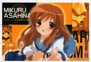 Rating: Safe Score: 6 Tags: asahina_mikuru calendar seifuku suzumiya_haruhi_no_yuuutsu User: HMX-999