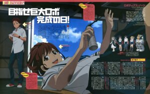 Rating: Questionable Score: 8 Tags: robotics;notes seifuku senomiya_akiho sudo_shiemi yashio_kaito User: yd6137