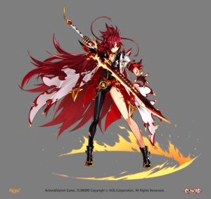 Rating: Safe Score: 24 Tags: elesis elsword sword tagme tattoo thighhighs transparent_png User: Nepcoheart