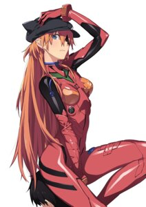 Rating: Safe Score: 53 Tags: bodysuit eyepatch neon_genesis_evangelion souryuu_asuka_langley tatsuwo User: KazukiNanako