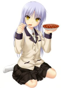 Rating: Safe Score: 48 Tags: angel_beats! na-ga seifuku tenshi User: Ravenblitz