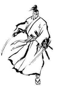 Rating: Safe Score: 3 Tags: male monochrome samurai_spirits shiroi_eiji snk yagyuu_juubei_(hyakka_ryouran) yagyuu_juubei_mitsuyoshi yagyuu_juubei_(samurai_spirits) User: Radioactive