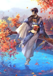 Rating: Safe Score: 13 Tags: armor japanese_clothes male mikazuki_munechika touken_ranbu yuki-bayashi User: charunetra