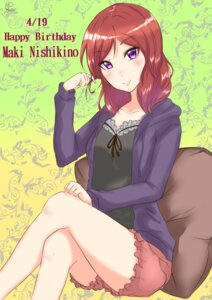 Rating: Safe Score: 12 Tags: love_live! nishikino_maki tagme User: saemonnokami