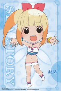 Rating: Safe Score: 2 Tags: chibi iizuka_haruko marin umi_monogatari User: Radioactive