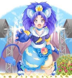 Rating: Safe Score: 6 Tags: animal_ears cure_gelato kirakira_precure_a_la_mode tail tategami_aoi yuutarou_(pixiv822664) User: charunetra