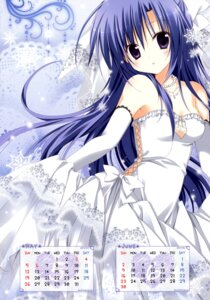Rating: Safe Score: 59 Tags: calendar dress gakuou korie_riko lump_of_sugar tenguuji_aquarius_uzuki User: Twinsenzw
