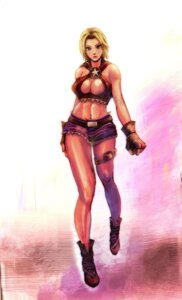 Rating: Safe Score: 14 Tags: bccp blue_mary cleavage king_of_fighters User: charunetra