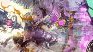 Rating: Safe Score: 34 Tags: autographed benghuai_xueyuan bronya geister mecha_musume User: blooregardo
