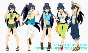 Rating: Safe Score: 27 Tags: ganaha_hibiki kyu the_idolm@ster User: Sanderu