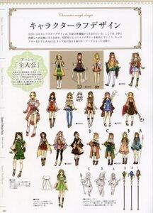 Rating: Safe Score: 6 Tags: atelier atelier_ayesha ayesha_altugle character_design hidari User: Shuumatsu