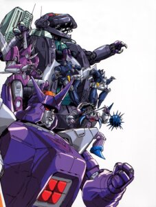 Rating: Safe Score: 5 Tags: cyclonus dinosaurer galvatron gnaw mecha saitou_akihide scourge transformers trypticon User: Radioactive