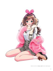 Rating: Safe Score: 24 Tags: a.i._channel kizuna_ai morikura_en User: Nepcoheart