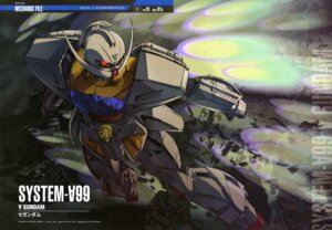 Rating: Safe Score: 11 Tags: gundam mecha shigeta_atsushi system_turn_a-99_turn_a_gundam turn_a_gundam User: drop