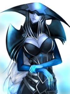 Rating: Safe Score: 17 Tags: aleron cleavage league_of_legends lissandra User: charunetra
