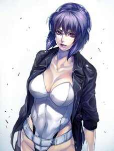 Rating: Safe Score: 22 Tags: bodysuit cleavage ghost_in_the_shell kusanagi_motoko rby User: Radioactive