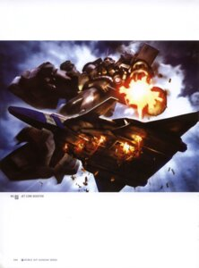Rating: Safe Score: 4 Tags: gundam mecha morishita_naochika the_08th_ms_team User: Radioactive