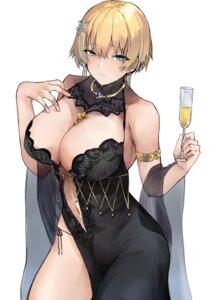 Rating: Questionable Score: 30 Tags: dress girls_frontline kyoyakyo no_bra pantsu string_panties vsk-94_(girls_frontline) User: Mr_GT