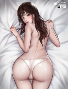 Rating: Questionable Score: 38 Tags: ass cameltoe d.va milkychu overwatch pantsu topless User: Darkthought75