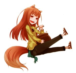 Rating: Safe Score: 9 Tags: animal_ears ayakura_juu holo spice_and_wolf tail User: Radioactive