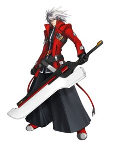 Rating: Safe Score: 8 Tags: arc_system_works blazblue blazblue:_calamity_trigger male mori_toshimichi ragna_the_bloodedge sword User: kyoushiro