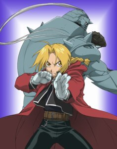 Rating: Safe Score: 8 Tags: alphonse_elric edward_elric fullmetal_alchemist male User: charunetra