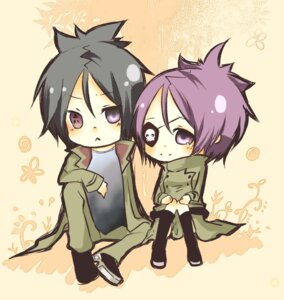 Rating: Safe Score: 2 Tags: chibi chrome_dokuro eyepatch katekyo_hitman_reborn! rokudou_mukuro User: Radioactive