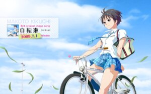 Rating: Safe Score: 8 Tags: kikuchi_makoto seifuku the_idolm@ster wallpaper yachiwo User: yumichi-sama