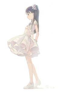 Rating: Questionable Score: 41 Tags: dress heels kokudou_juunigou see_through User: nphuongsun93