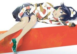 Rating: Safe Score: 22 Tags: ganaha_hibiki heels saitou_yuu the_idolm@ster User: saemonnokami