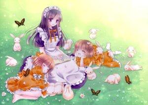 Rating: Safe Score: 22 Tags: dress maid miyu_(tenshi_no_tsubasa) tenshi_no_tsubasa User: vistaspl