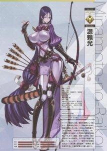 Rating: Questionable Score: 25 Tags: armor bodysuit fate/grand_order heels honjou_raita minamoto_no_raikou_(fate/grand_order) weapon User: Radioactive