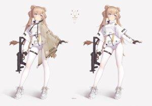 Rating: Questionable Score: 32 Tags: animal_ears cameltoe character_design garter gun maou_renjishi pantyhose User: Dreista