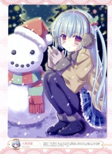 Rating: Safe Score: 58 Tags: christmas nanao_naru pantyhose User: drop