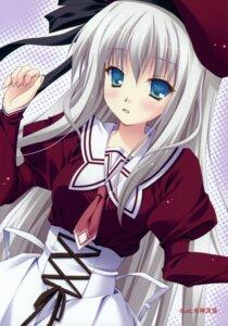 Rating: Safe Score: 20 Tags: 11eyes bunbukudou lisette_vertorre minakami_nagara seifuku User: syaoran-kun