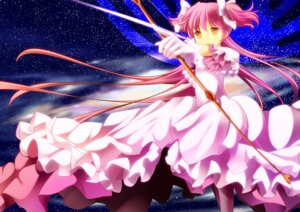 Rating: Safe Score: 14 Tags: dress kaname_madoka onaka_sukisuki puella_magi_madoka_magica ultimate_madoka User: KerrigN