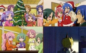 Rating: Safe Score: 15 Tags: cherry_(dog) christmas hiiragi_inori hiiragi_kagami hiiragi_matsuri hiiragi_miki hiiragi_tadao hiiragi_tsukasa iwasaki_minami izumi_konata izumi_soujirou kobayakawa_yutaka kuroi_nanako lucky_star narumi_yui takara_miyuki takara_yukari User: kyoushiro