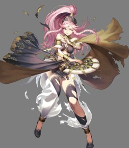 Rating: Questionable Score: 10 Tags: bikini_armor chyko7080 cleavage duplicate fire_emblem fire_emblem_heroes fire_emblem_kakusei nintendo olivia_(fire_emblem) see_through thighhighs torn_clothes transparent_png weapon User: Radioactive