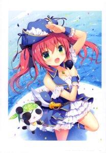 Rating: Safe Score: 13 Tags: canvas+garden cleavage miyasaka_miyu pirate tagme weapon User: lightsnow