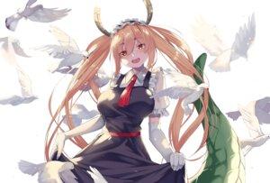 Rating: Questionable Score: 13 Tags: horns kobayashi-san_chi_no_maid_dragon maid skirt_lift tagme tail tooru_(kobayashi-san_chi_no_maid_dragon) User: Mr_GT