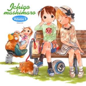 Rating: Safe Score: 7 Tags: ana_coppola barasui ichigo_mashimaro itou_chika matsuoka_miu User: Radioactive