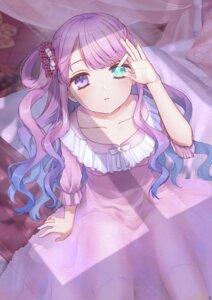 Rating: Safe Score: 13 Tags: dress heterochromia himemori_luna hololive kabi_akaru see_through User: BattlequeenYume