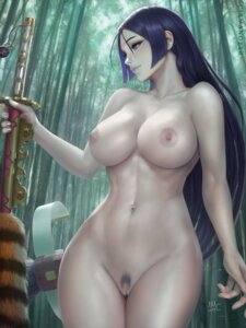 Rating: Explicit Score: 22 Tags: fate/grand_order minamoto_no_raikou_(fate/grand_order) mirco_cabbia naked nipples pubic_hair pussy sword uncensored User: Genex