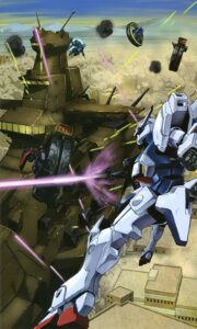 Rating: Safe Score: 6 Tags: gundam mecha victory_gundam User: Radioactive